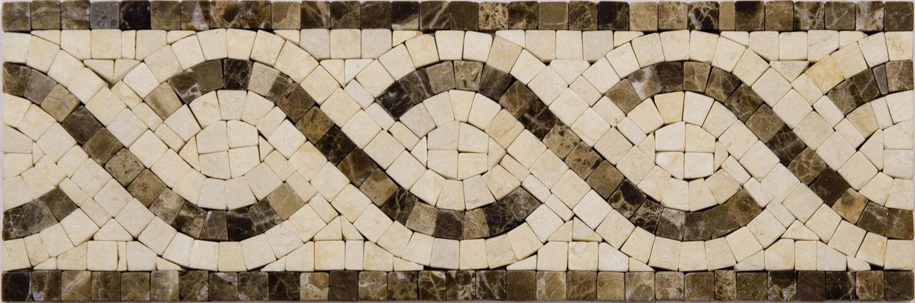 Мозаика из кварцевого агломерата за 5 дней